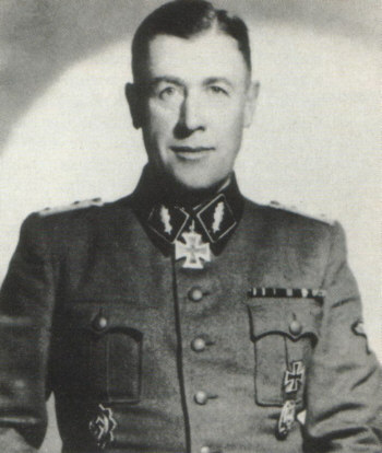 gottlob berger historical division us army